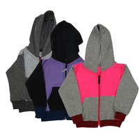 Indirang pack of 3 assorted full sleeves jackets with hood for winters