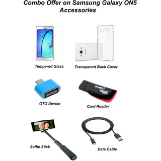 Samsung Galaxy ON5 Combo Offer on Accessories