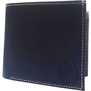 Aleron black wallet