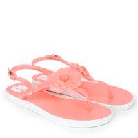 Do Bhai Women's Pink Flats
