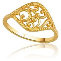 Maya Gold 22KT Yellow Gold Ring PR23889_22KT