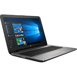 HP Core i3 - (4 GB/1 TB HDD/Windows 10 Home) W6T34PA 15-ay020TU Notebook  (15.6 inch, Turbo SIlver, 2.19 kg)