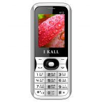 I Kall K12 Dual Sim Wireless Fm Supported Multimedia Mobile -White