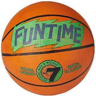 Cosco Funtime Basketball - Size 7 (Orange)