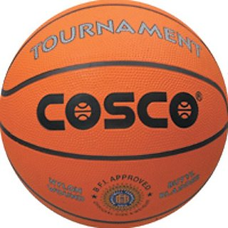 Cosco Tournament Basketball - Size 6 (Orange)