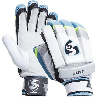 Sg Elite Batting Gloves (L)