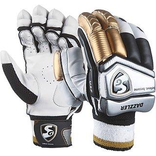 Sg Dazzler Batting Gloves (L, Multicolor)