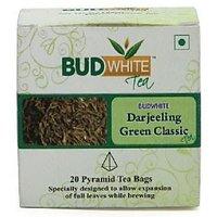 Darjeeling Green Classic Tea - 20 Pyramid Tea Bags