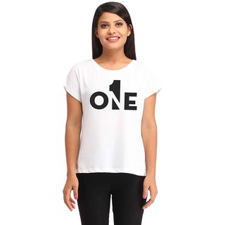 Snoby ONE print t-shirt (SBYPT1896)