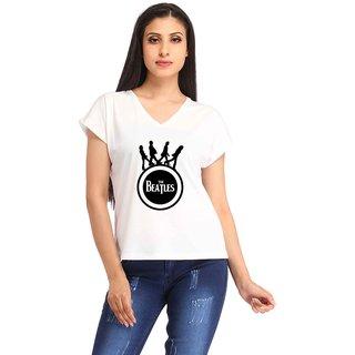 Snoby Beatles print t-shirt (SBYPT1971)