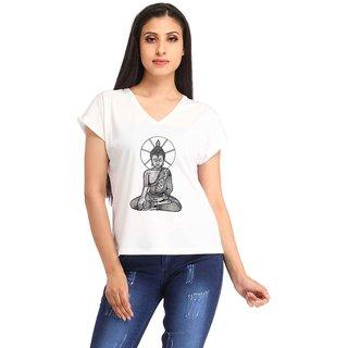 Snoby Lord Buddha print t-shirt (SBYPT1975)