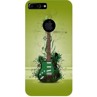 GripIt Green Guitar Printed Case for Apple iPhone 7 Plus