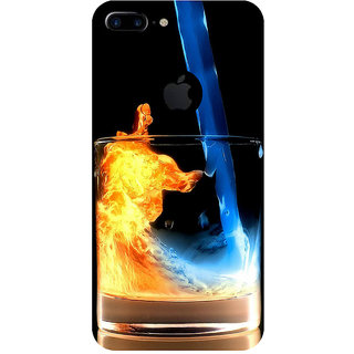GripIt Fiery Whiskey Printed Case for Apple iPhone 7 Plus