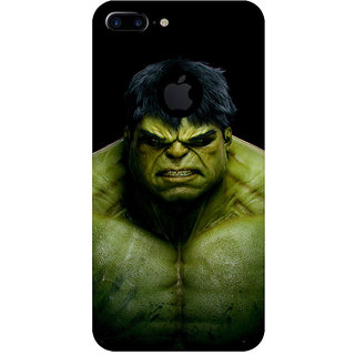 GripIt Hulk Printed Back Cover for Apple iPhone 7 Plus