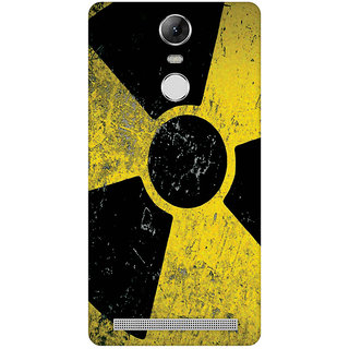 GripIt Biohazard Case for Lenovo K5 Note