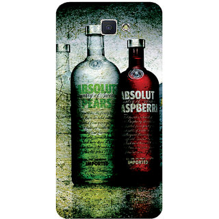GripIt Absolut-Collection Printed Case for Samsung Galaxy J7 Prime