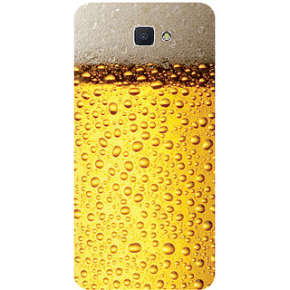 GripIt Beer Printed Case for Samsung Galaxy J7 Prime