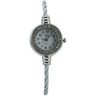 Polo House USA Analog White Dial Women's Watch