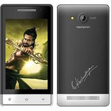 Karbonn A6 Plus Android Smartphone (Black- White)
