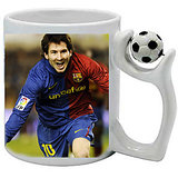 A Lil' Treat For All You Football Fans - Personalized Football Mug