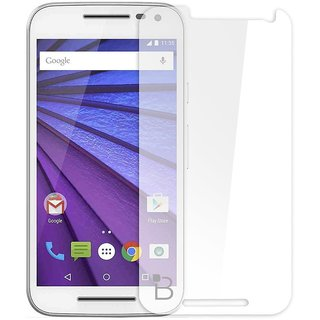 Tempered Glass Screen Protector For Motorola Moto G3