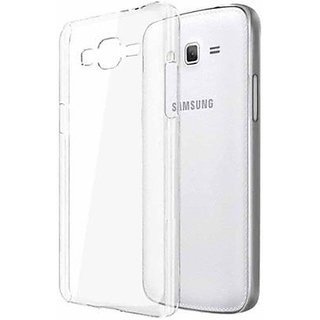 Wellelectronic Samsung Galaxy J1 ACE Transperent Back cover