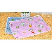 Waterproof Baby Bedding Sheet (Set of 2)