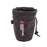 AdventureWorx Ascend H01 Chalk Bag (Black)