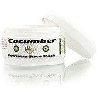 Ayurvedic Star Herbal Skin Brightening Cucumber Fairness Face Pack@SEP
