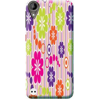 HTC Desire 530 Mobile Back Cover HTC-530-382