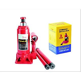 Hydraulic Bottle Jack 3 Ton