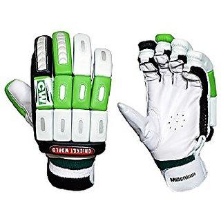 Batting Gloves In P.U/ Leather Cw Millennium