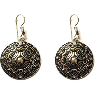 Bgyle Round Earrings