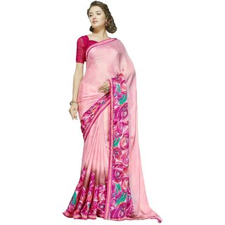 Roop Kashish Multi Georgette Saree