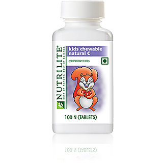 Amway Nutrilite Kids Chewable Natural C (100 N tablets)