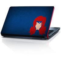Jean Grey Laptop Skin By Shopkeeda