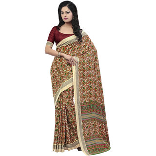 Sareemall Multi Art Silk Saree