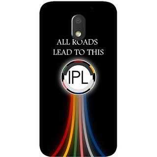 GripIt All Roads Lead to This IPL Case for Motorola Moto E3