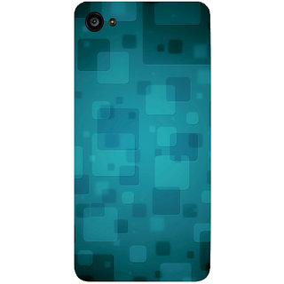 GripIt Floating Squares Printed Case for Lenovo Zuk Z2 Plus