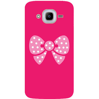 GripIt Pink Butterfly Printed Case for Samsung Galaxy J2 Pro