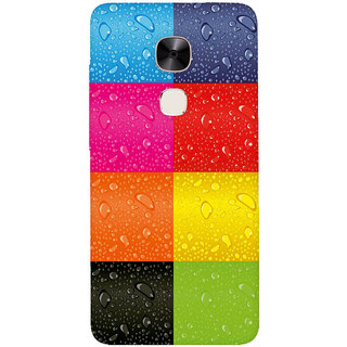GripIt Drops on Glass Printed Casefor LeEco Le Max 2