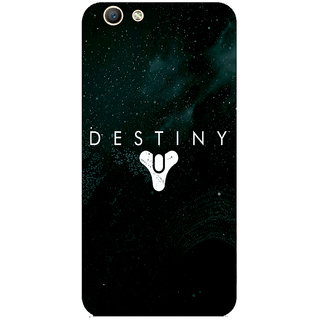 GripIt Destiny Printed Case for Oppo F1s