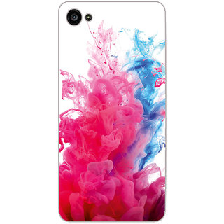 GripIt Smoke Blast Printed Case for Lenovo Zuk Z2 Plus