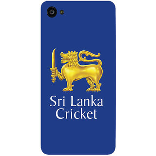 GripIt Sri Lanka Team Player Back Cover for Lenovo Zuk Z2 Plus