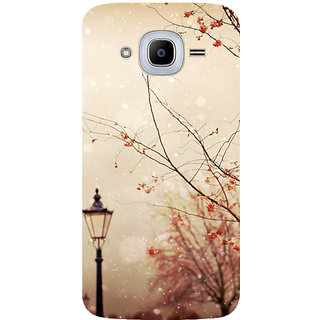 GripIt Autumn Evening Printed Case for Samsung Galaxy J2 Pro