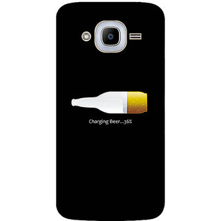 GripIt Beer Charging Printed Case for Samsung Galaxy J2 (2016)