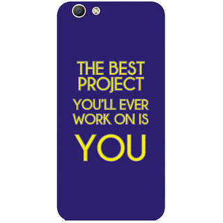 GripIt You Printed Case for Oppo F1s