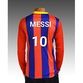Messi barsonala 10nbr football Jersey with shorts
