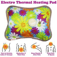 Electric Heat Bag Hot Gel Bottle Pouch