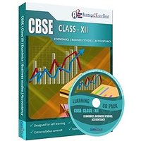 CBSE Class 12 Combo Pack Accountancy, Business Studies  Economics